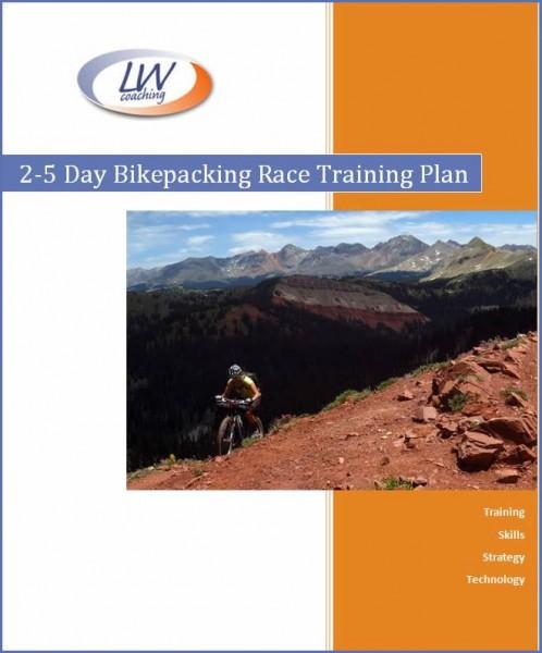 2-5 Day Bikepacking Training Plan Splash Page Image