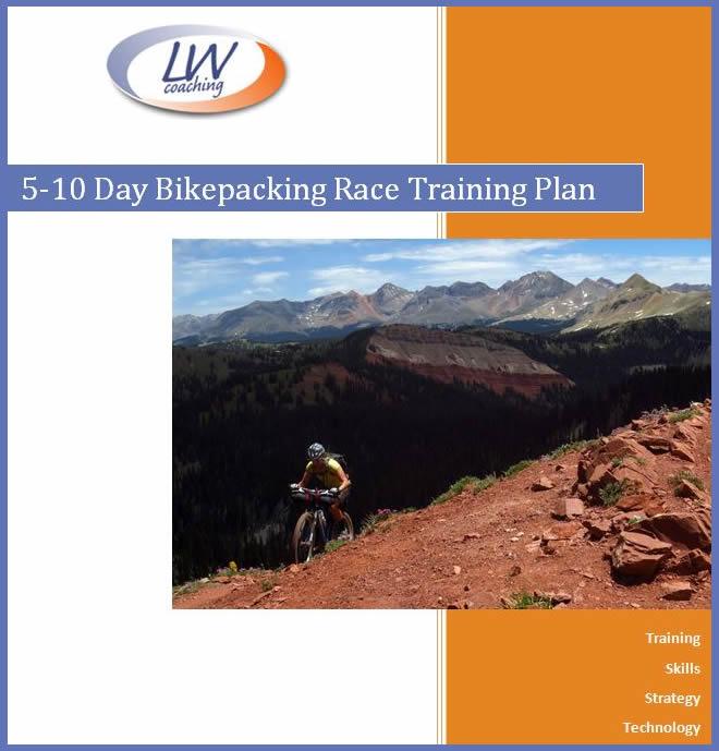 5-10 day bikepacking training plan image