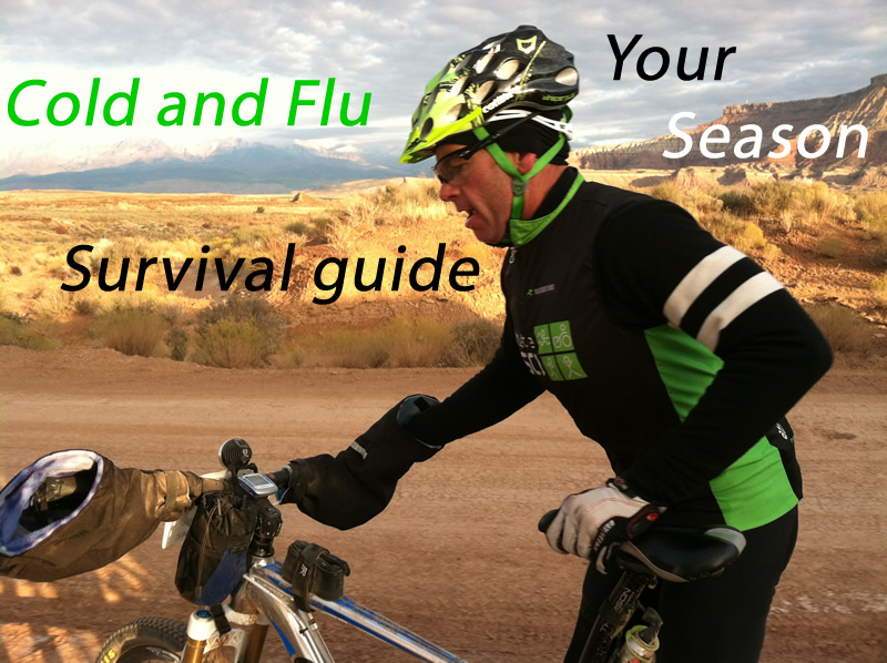 MTB athlete guide to cold and flu survival