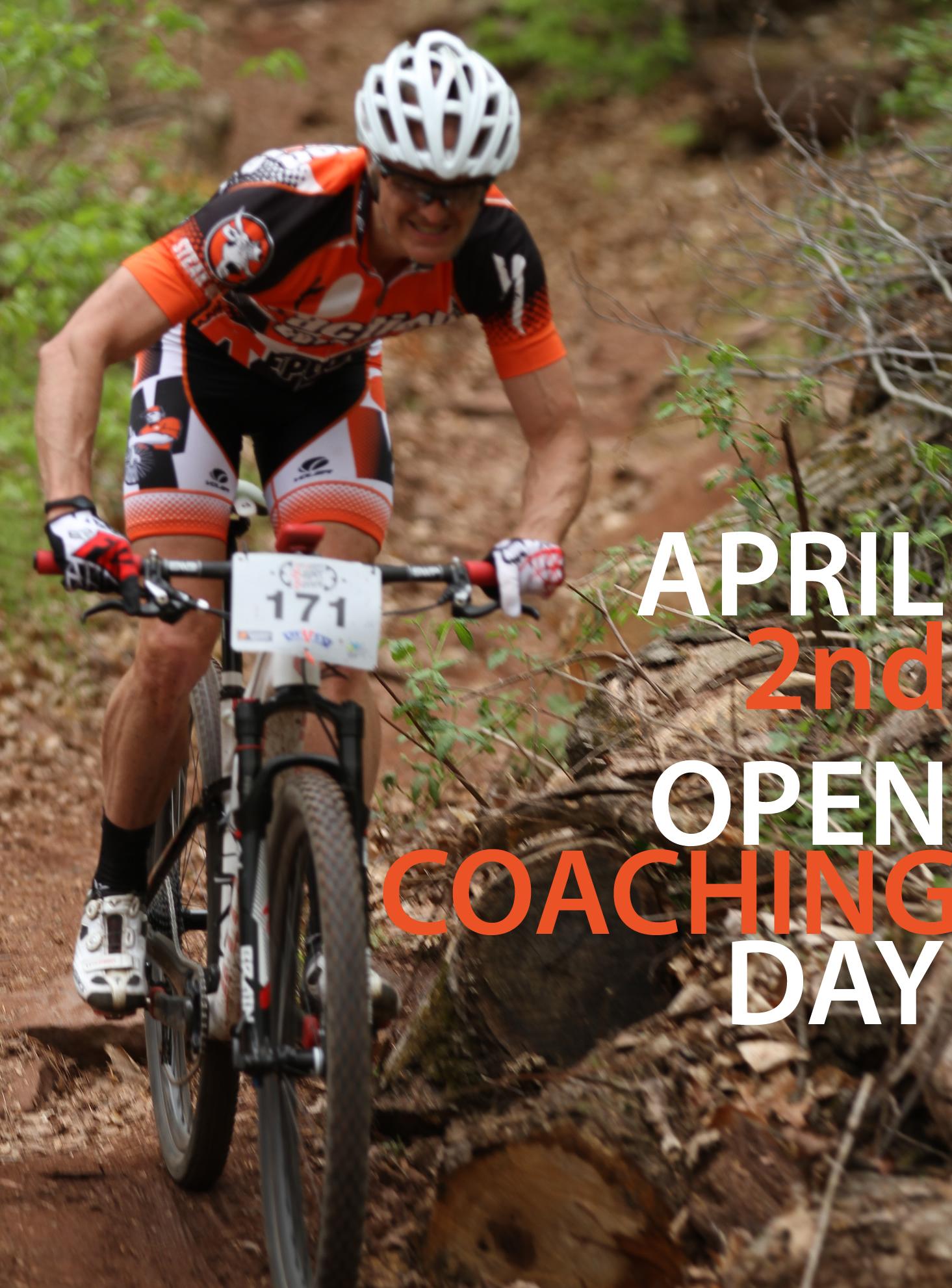 open MTB coaching