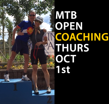 open coaching day Oct 2015