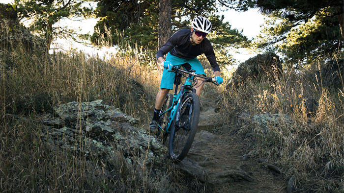 Weight Loss for Mountain Bikers