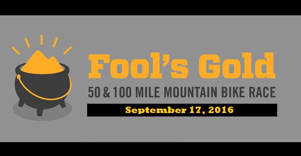 Fool's Gold 100 mile mountain bike race