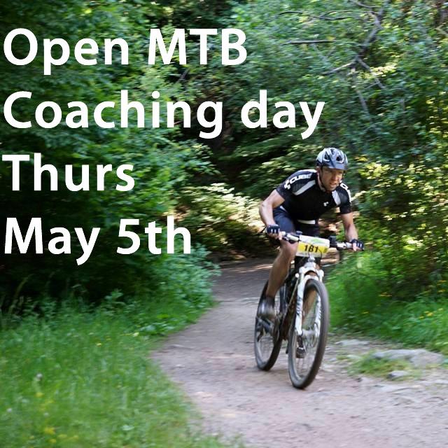 MTB coaching