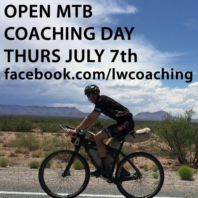July 7 2016 open coaching day