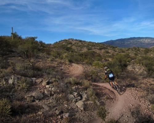 AZT trail Cienega