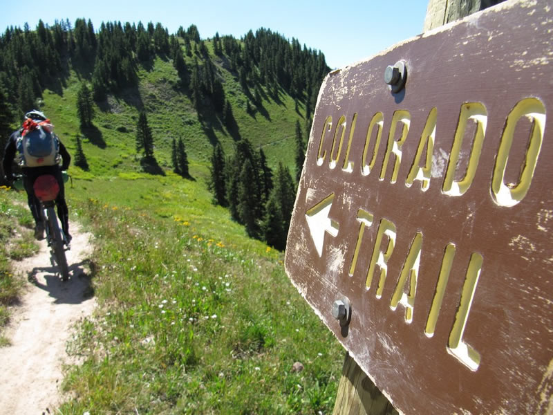 Colorado Trail Race training plan