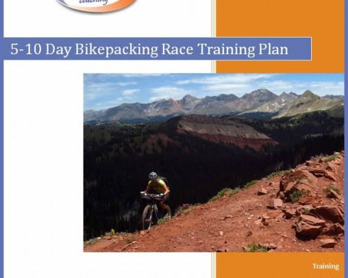 5-10 day bikepacking training plan image