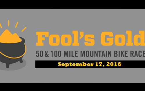 Fool's Gold 100 mile mountain bike race
