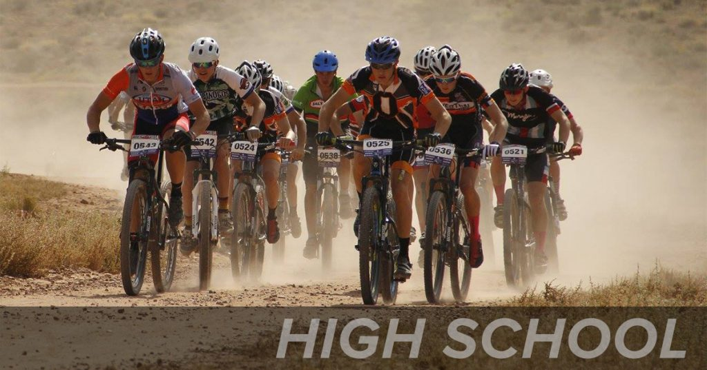 Mountain Bike Training Plans for NICA High School Teams